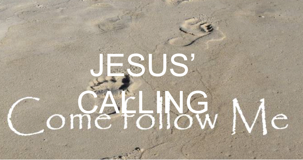 Jesus\' Calling - Come, Follow Me Image