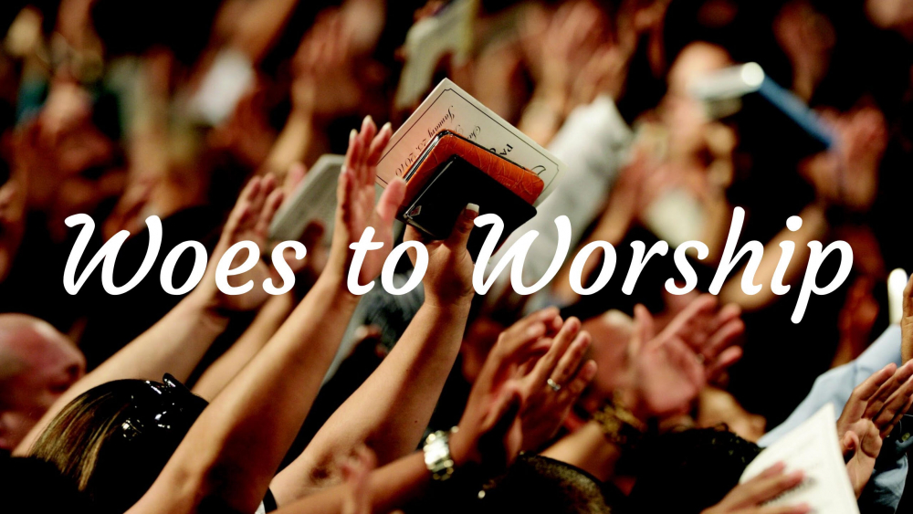 From Woes to Worship Image