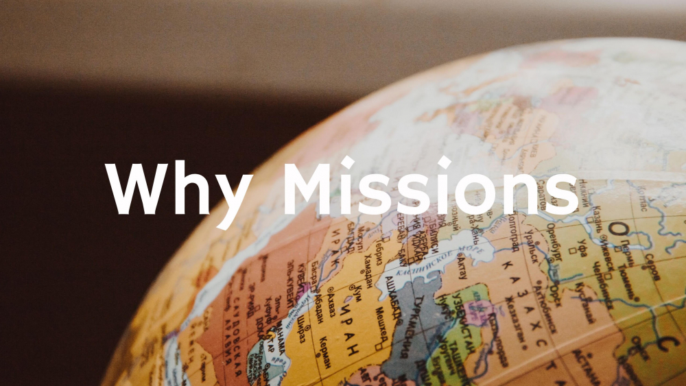 Why Missions Image