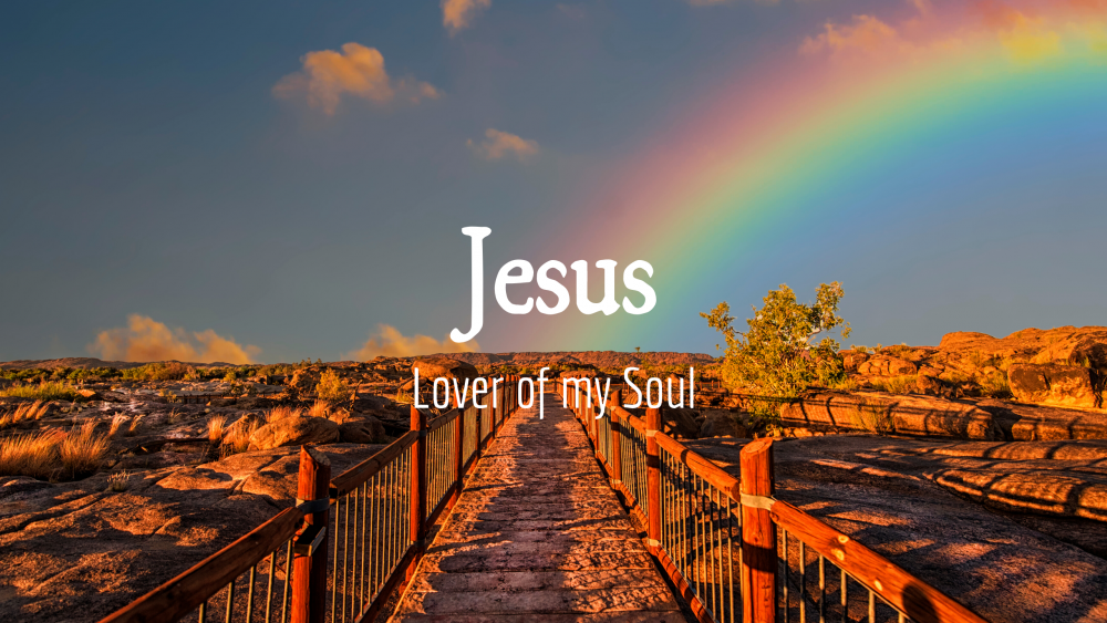 Jesus Lover of My Soul Image