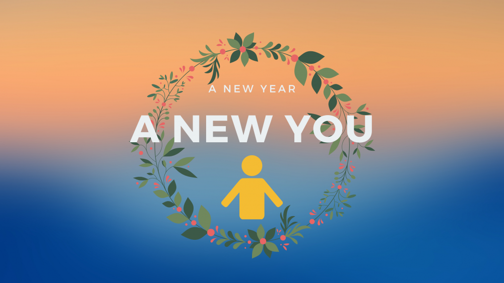 A New Year A New You Image